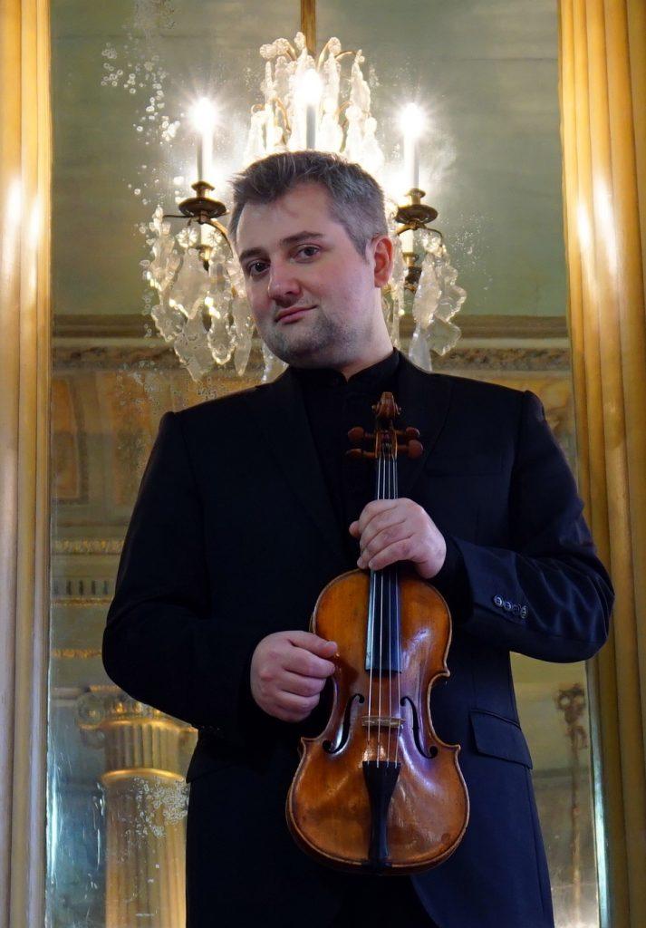 Thibault Noailly - violon et direction musicale - 5
