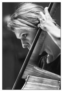 Clotilde Guyon – contrebasse