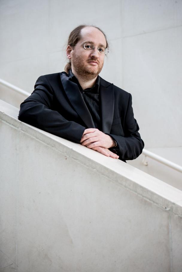Matthieu Dupouy – clavecin et orgue